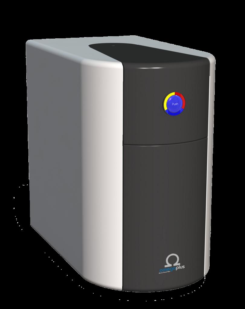 OMEGA PLUS et proporciona el millor equipament per fer el procés de l'osmosi inversa a casa teva.