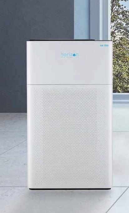 Un purificador d'aire és l'eina perfecta per netejar l'aire després de mesurar-lo.