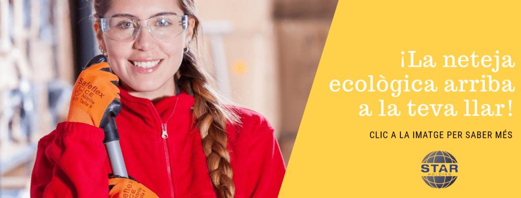 Entra al nostre blog per saber més sobre la neteja ecològica.