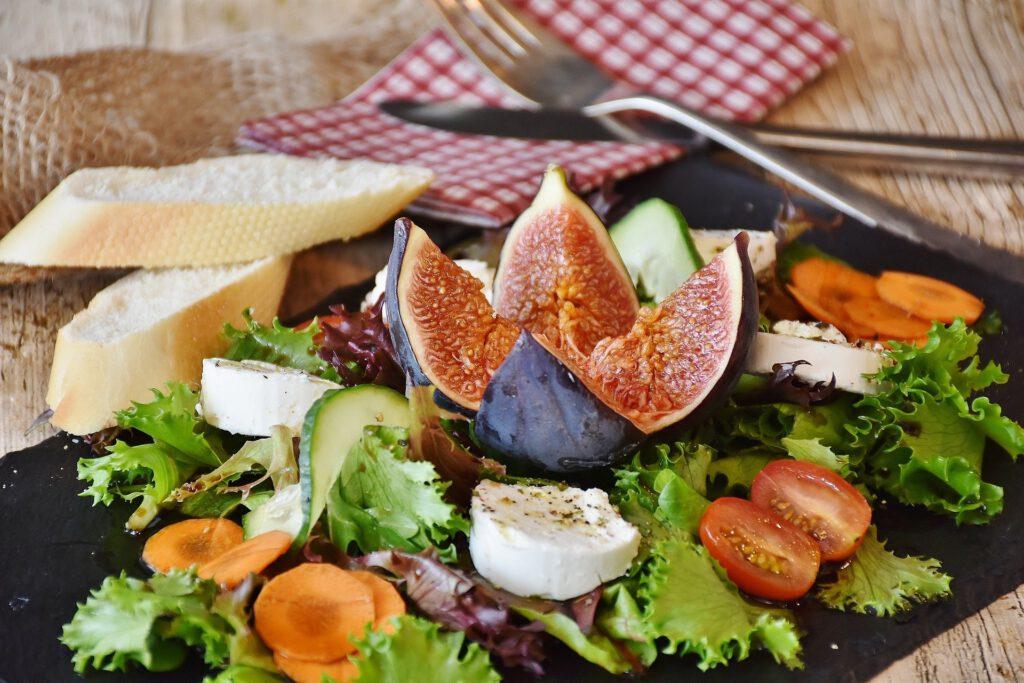 L'amanida és un altre plat recomanable de la nostra llista de receptes amb aigua osmotitzada