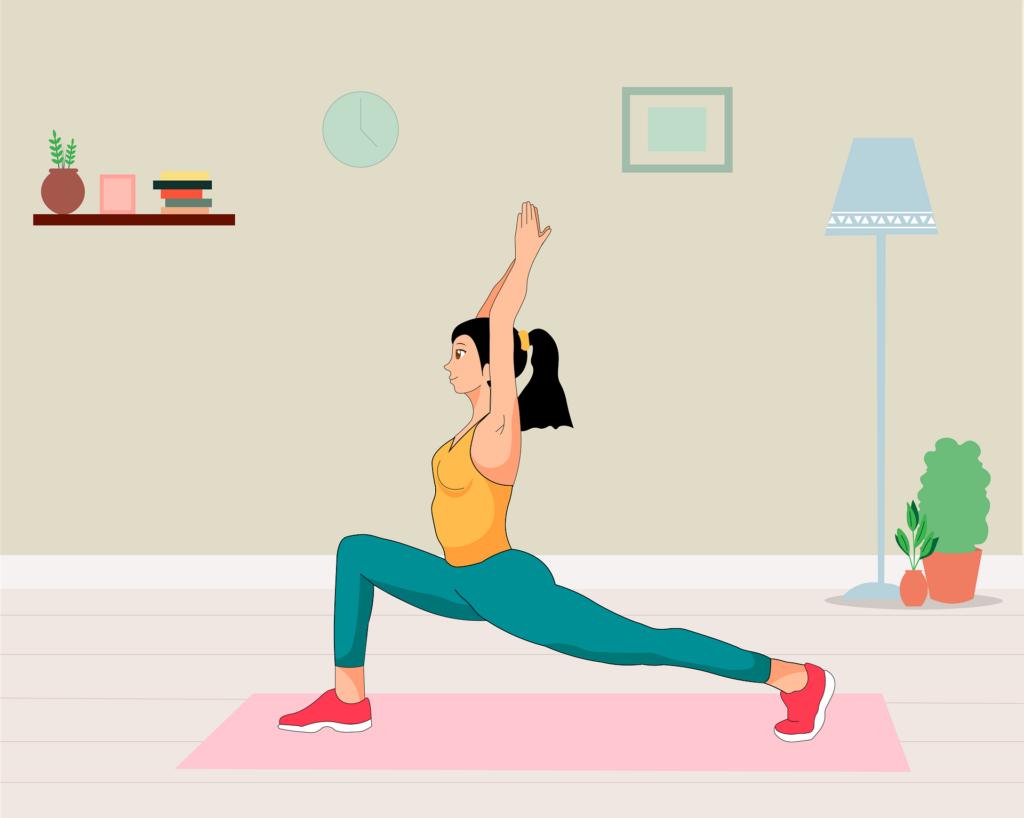 Amb el tancament de gimnasos, fer esport a casa és aconsellable.