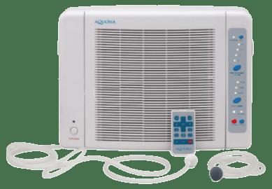 El generador d'aire ozonitzat aquaona forma part d'aquest pack.