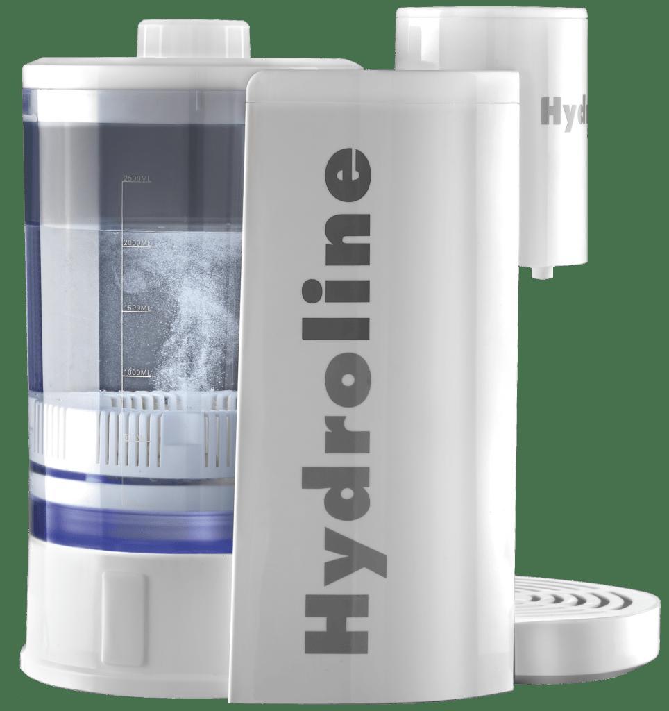 HYDROLINE, generador d'aigua hidrogenat dins el pack de star clean
